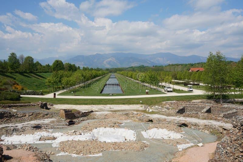 Κήπος Venaria στοκ εικόνα με δικαίωμα ελεύθερης χρήσης