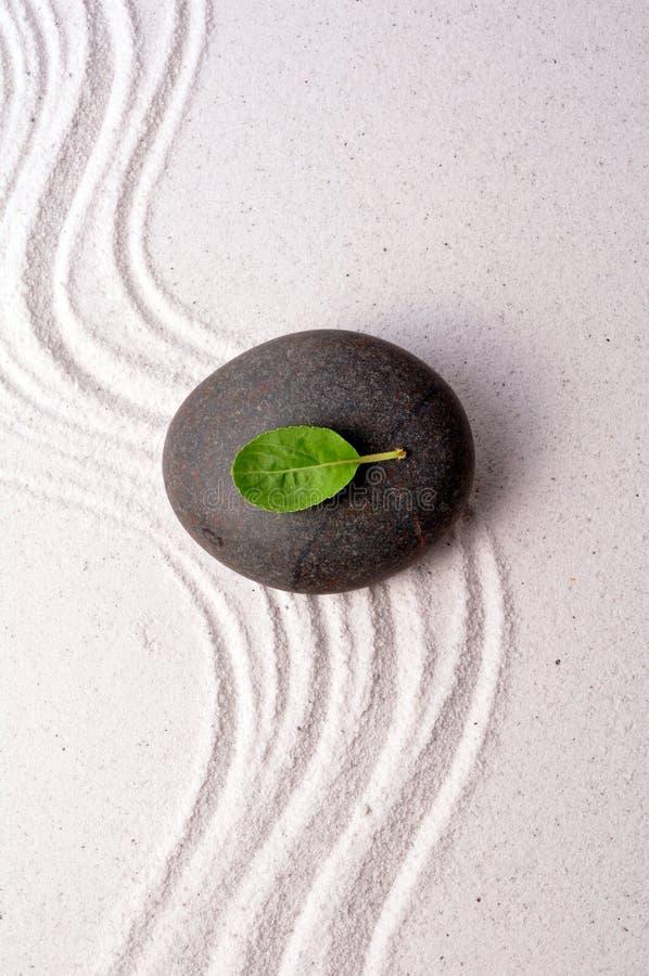κήπος zen στοκ φωτογραφία