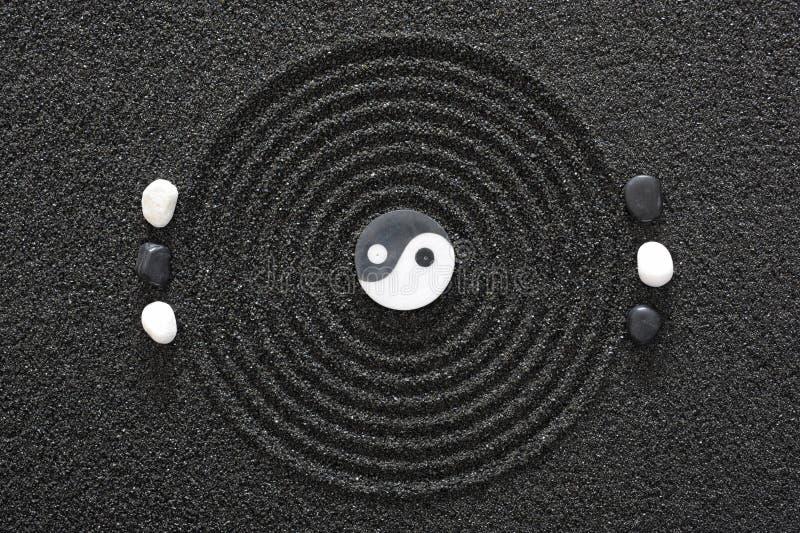 κήπος zen στοκ φωτογραφίες με δικαίωμα ελεύθερης χρήσης