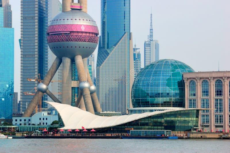 Κίνα Σαγγάη στοκ εικόνα με δικαίωμα ελεύθερης χρήσης