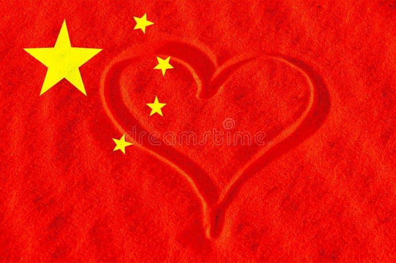 Κίνα διανυσματική απεικόνιση