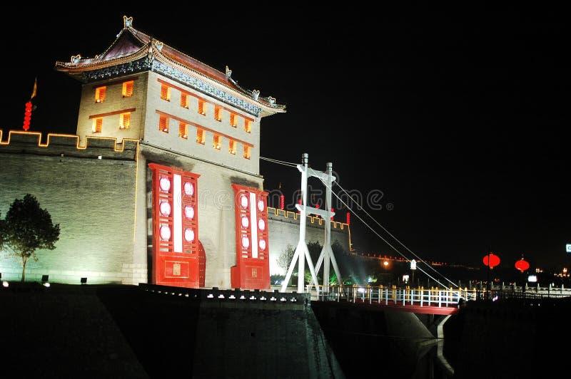 Κίνα xian στοκ εικόνες