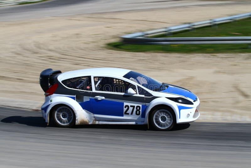 κίνηση racecar στοκ φωτογραφίες με δικαίωμα ελεύθερης χρήσης