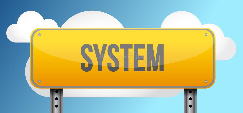 κίτρινη απεικόνιση οδικών σημαδιών συστημάτων ελεύθερη απεικόνιση δικαιώματος
