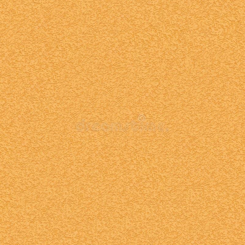 Κίτρινος Striated τοίχος στόκων. Άνευ ραφής σύσταση. στοκ εικόνα