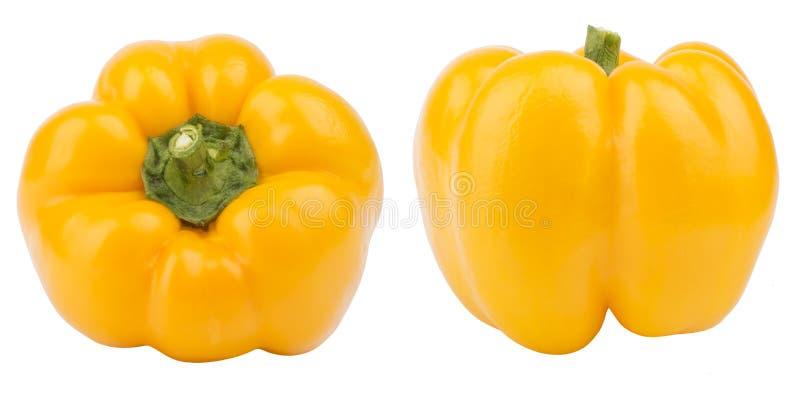 Κίτρινο γλυκό πιπέρι στοκ φωτογραφία με δικαίωμα ελεύθερης χρήσης