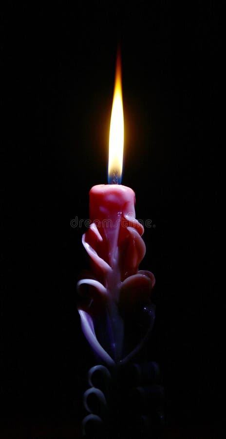 καίγοντας κερί διακοσμ&eta στοκ εικόνες με δικαίωμα ελεύθερης χρήσης