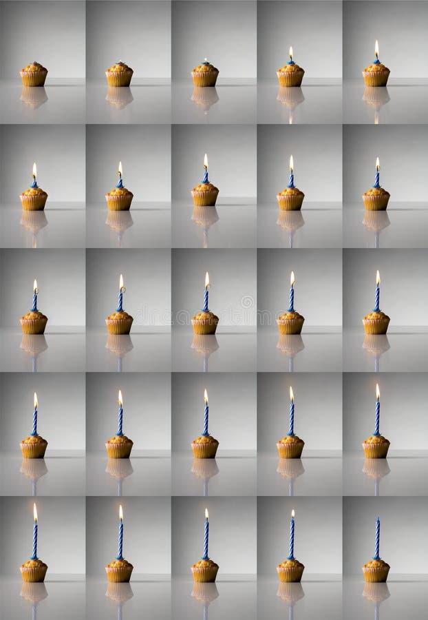Download καίγοντας κερί στοκ εικόνα. εικόνα από σύμβολο, διακοσμητικός - 13179619