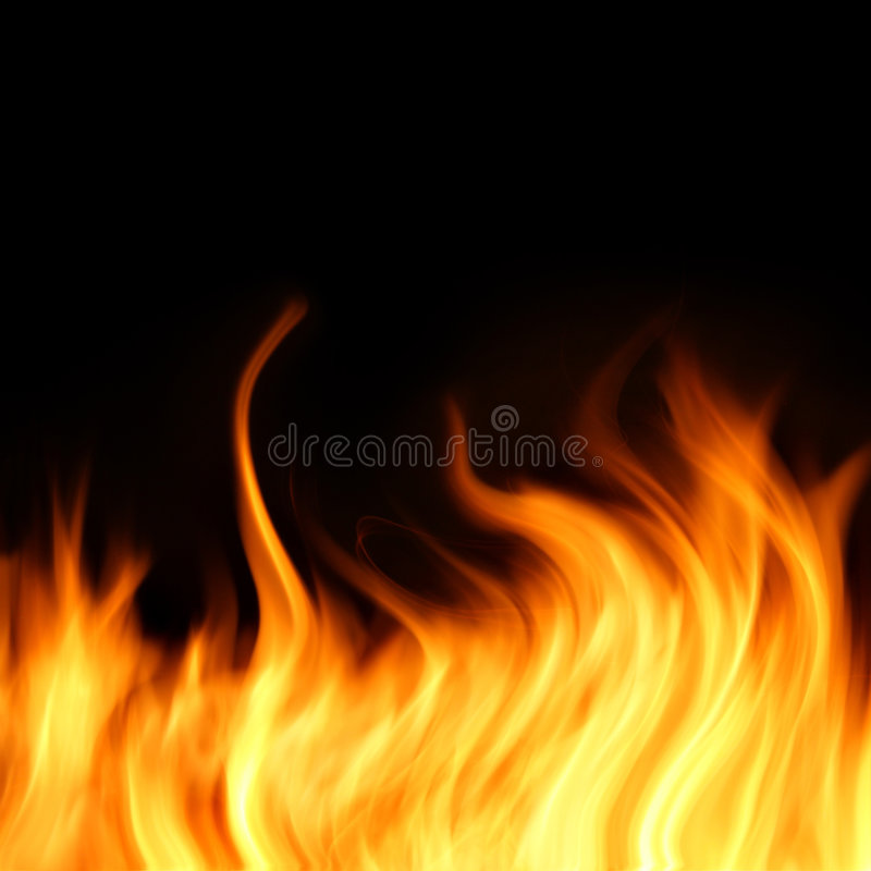 καίγοντας πυρκαγιά ανασ&k στοκ φωτογραφίες