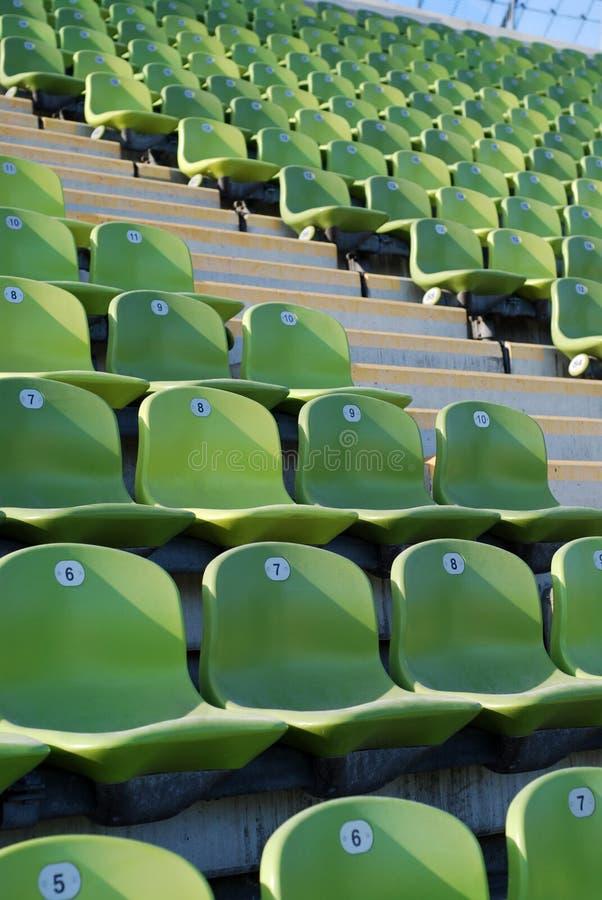 Download Καθίσματα σταδίων στοκ εικόνα. εικόνα από θέση, πλαστικό - 22783523