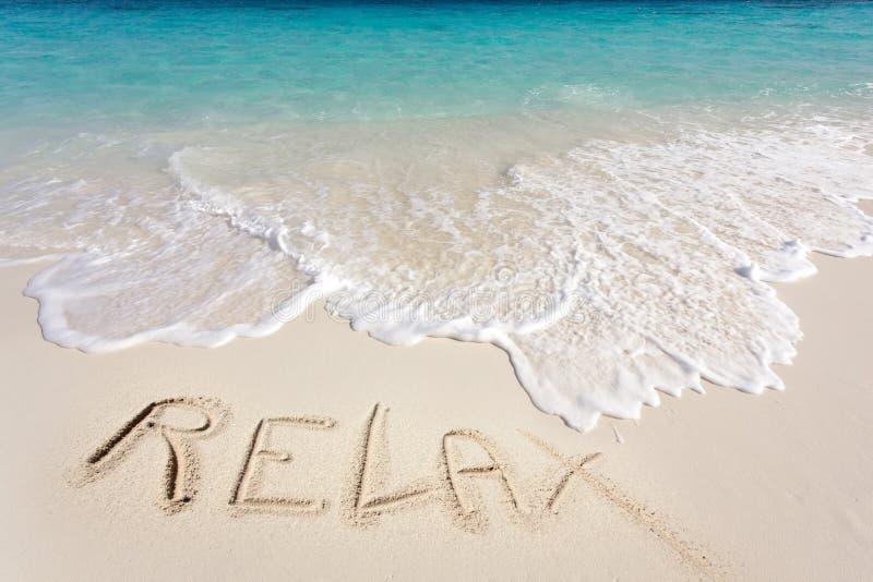 Καθαρή τροπική παραλία στοκ εικόνες με δικαίωμα ελεύθερης χρήσης