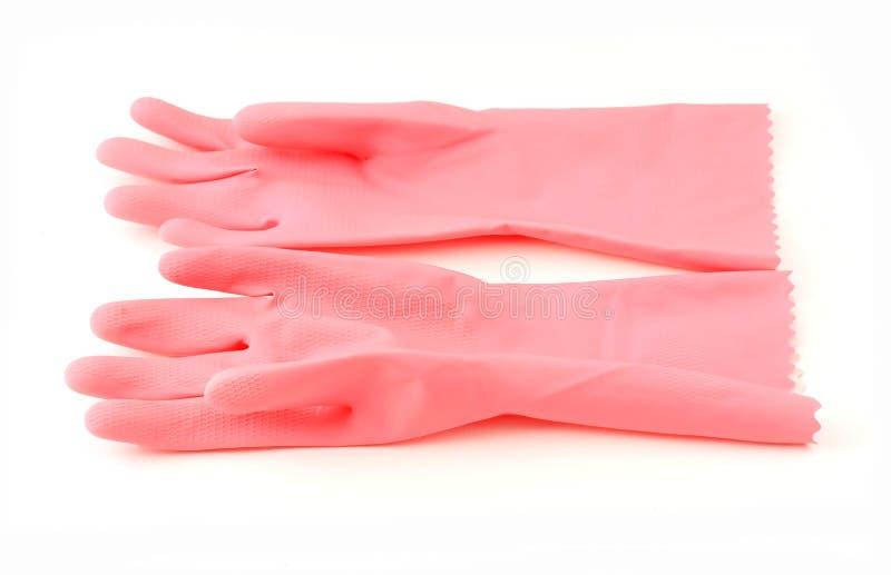 καθαρίζοντας γάντια στοκ φωτογραφία με δικαίωμα ελεύθερης χρήσης