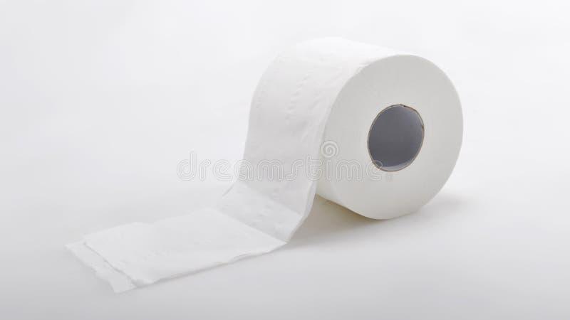 καθαρίζοντας τουαλέτα προϊόντων εγγράφου βασικής υγιεινής στοκ φωτογραφία