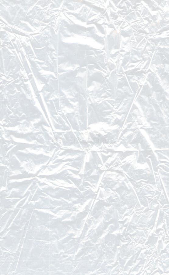 Καθαρίστε τη ζαρωμένη άσπρη σύσταση στοκ εικόνες με δικαίωμα ελεύθερης χρήσης