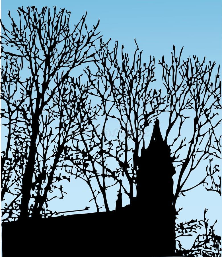καθαρίστε το δέντρο ουρ&alp στοκ φωτογραφία με δικαίωμα ελεύθερης χρήσης