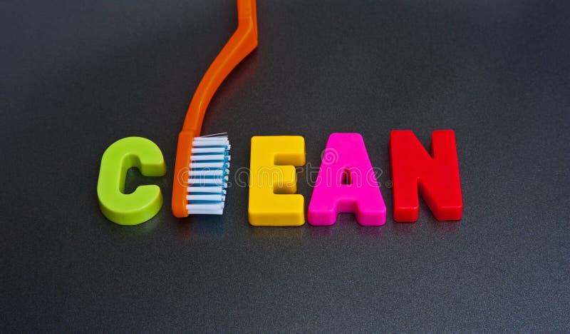Καθαρίστε στοκ φωτογραφία με δικαίωμα ελεύθερης χρήσης