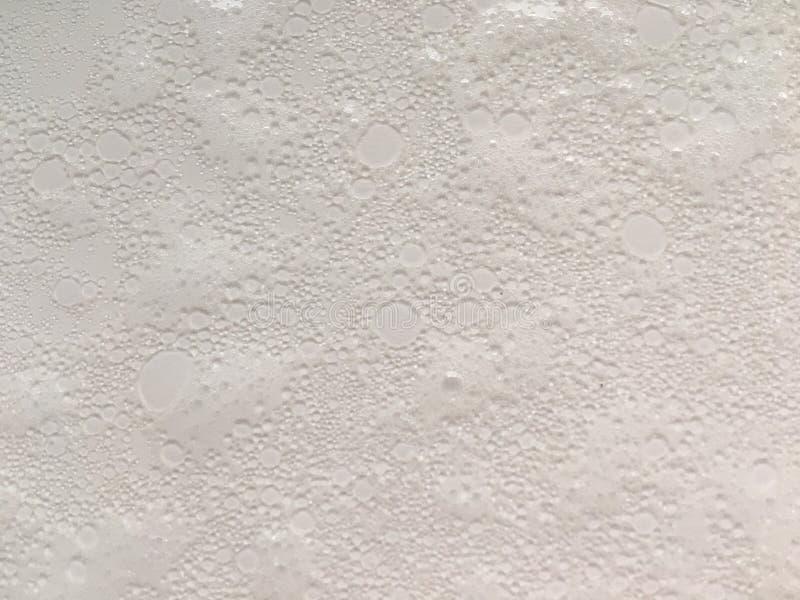 Καθαρός αφρός στοκ εικόνα