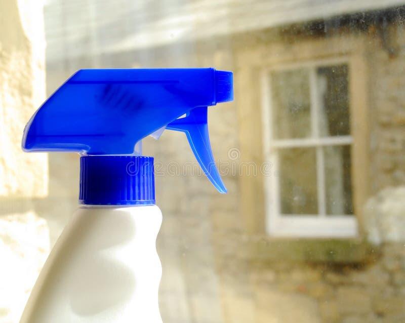 καθαρότερο παράθυρο στοκ εικόνα με δικαίωμα ελεύθερης χρήσης