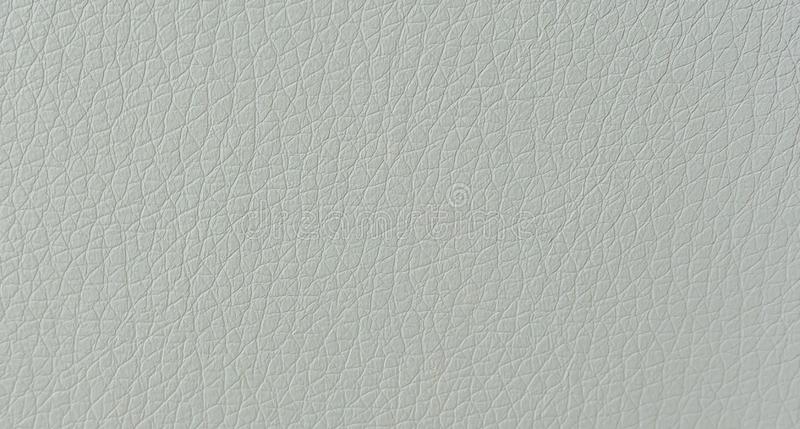Καθαρό άσπρο δέρματος δερμάτων υπόβαθρο σχεδίων σύστασης μακρο στενό επάνω στοκ φωτογραφία