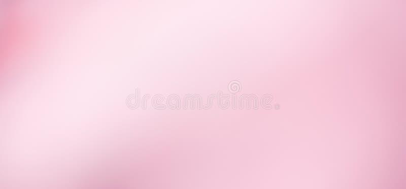 Καθαρό μαλακό ρόδινο υπόβαθρο ελεύθερη απεικόνιση δικαιώματος