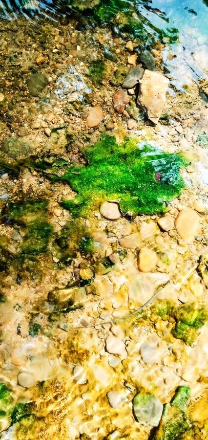 Καθαρό νερό στο Mualadad Goth στοκ φωτογραφίες με δικαίωμα ελεύθερης χρήσης