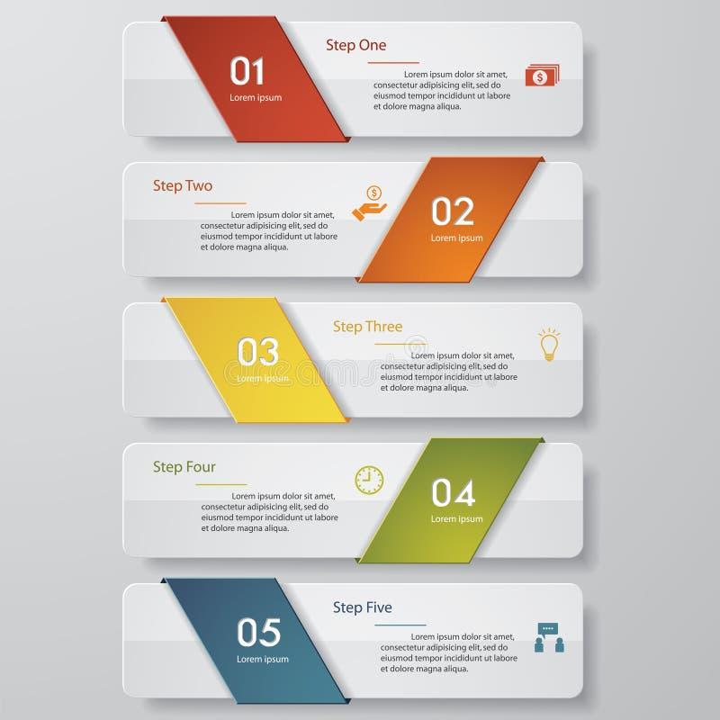 Καθαρό πρότυπο εμβλημάτων αριθμού σχεδίου διάνυσμα απεικόνιση αποθεμάτων