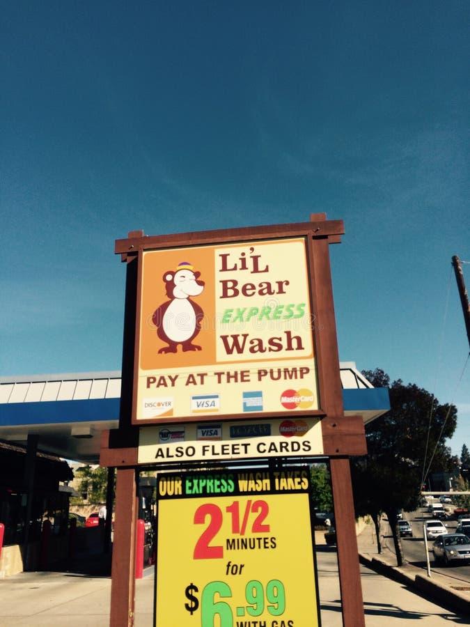 καθαρό πλύσιμο σφουγγαριών μηχανών μανικών αυτοκινήτων στοκ εικόνα με δικαίωμα ελεύθερης χρήσης