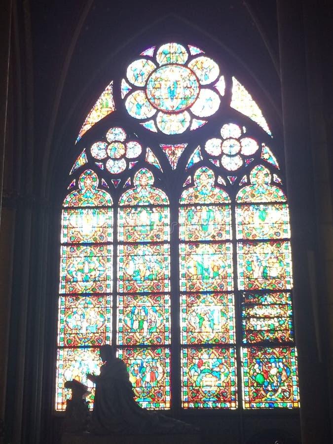 Καθεδρικοί ναοί του Παρισιού στοκ φωτογραφία