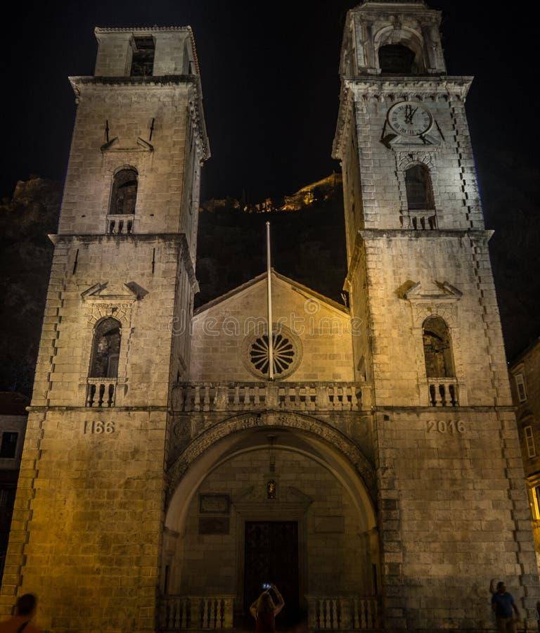 Καθεδρικός ναός Αγίου Tryphon ` s στοκ φωτογραφίες με δικαίωμα ελεύθερης χρήσης
