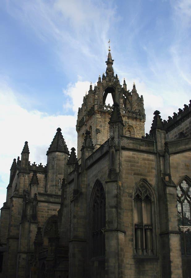 καθεδρικός ναός Εδιμβού&r στοκ φωτογραφία