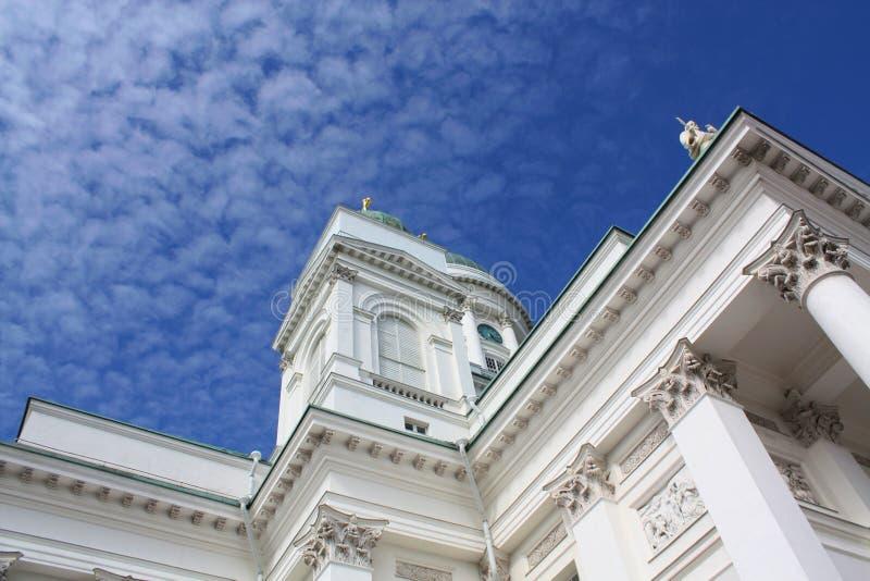 καθεδρικός ναός Ελσίνκι & στοκ φωτογραφία