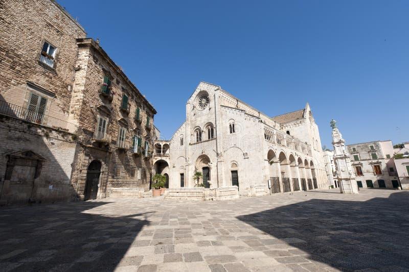 καθεδρικός ναός Ιταλία bitonto a στοκ εικόνα
