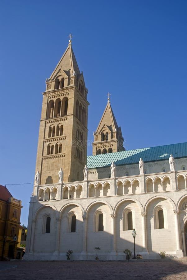 καθεδρικός ναός Ουγγαρ στοκ εικόνα