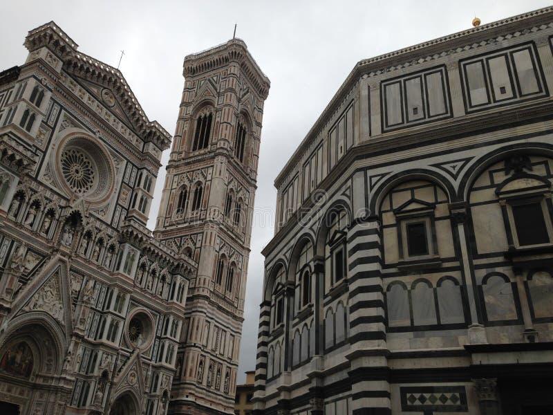 Καθεδρικός ναός Παναγίας del Fiore, Φλωρεντία στοκ φωτογραφία