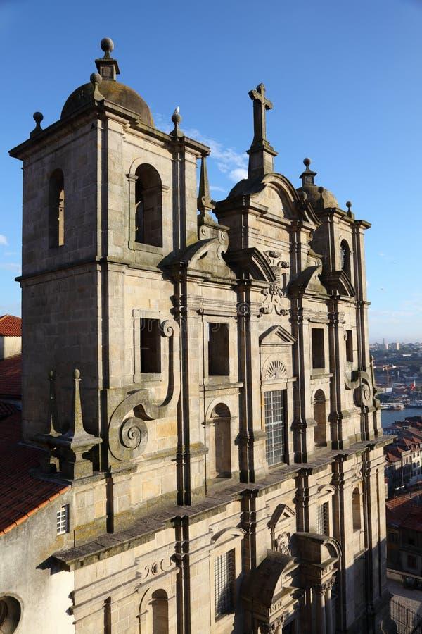 καθεδρικός ναός Πόρτο στοκ εικόνα με δικαίωμα ελεύθερης χρήσης