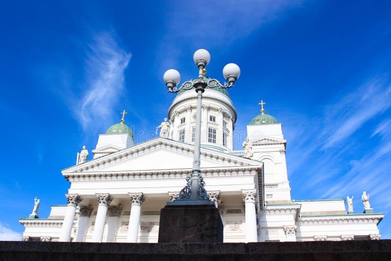 Καθεδρικός ναός του Άγιου Βασίλη του Ελσίνκι, Φινλανδία στοκ εικόνες