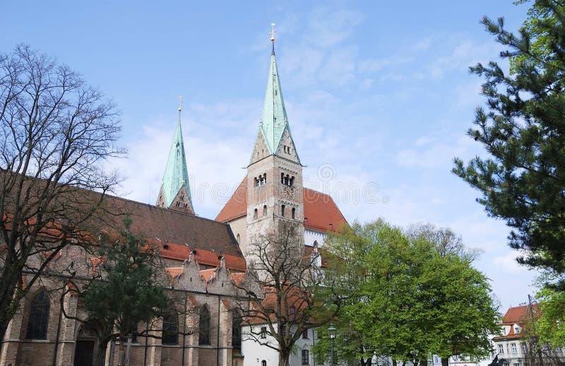 καθεδρικός ναός του Άου& στοκ εικόνες