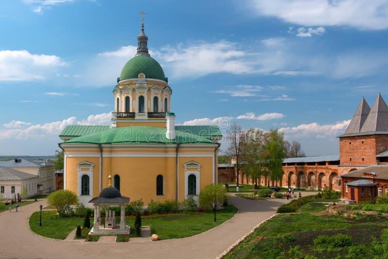 Καθεδρικός ναός του αποκεφαλισμού του John ο βαπτιστικός στοκ φωτογραφία