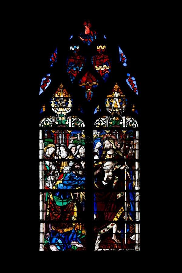Καθεδρικός ναός του Ρουέν στοκ φωτογραφίες με δικαίωμα ελεύθερης χρήσης