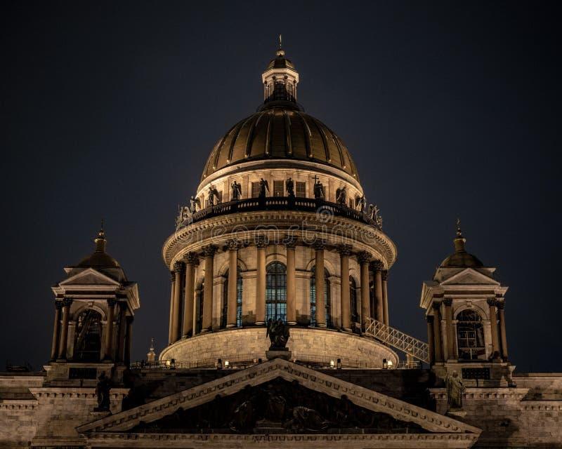 Καθεδρικός ναός του ST Isaac, Αγία Πετρούπολη, Ρωσία, στοκ εικόνα
