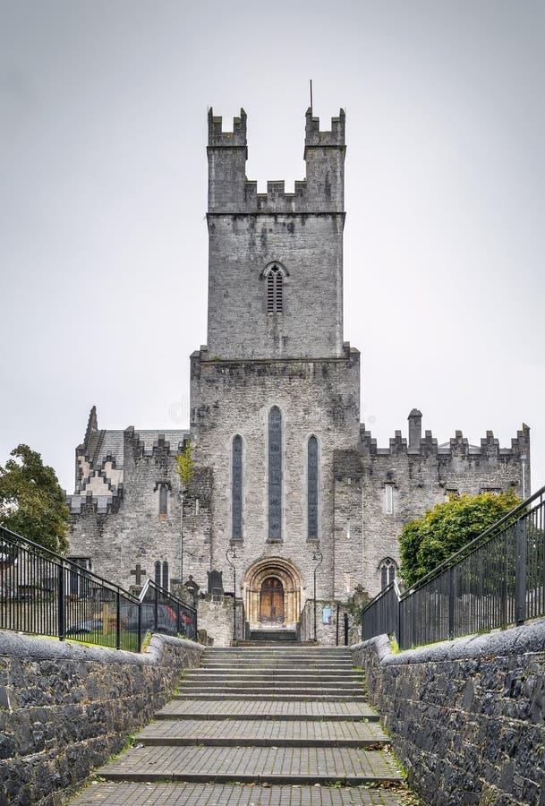 Καθεδρικός ναός του ST Mary, πεντάστιχο, Ιρλανδία στοκ εικόνες