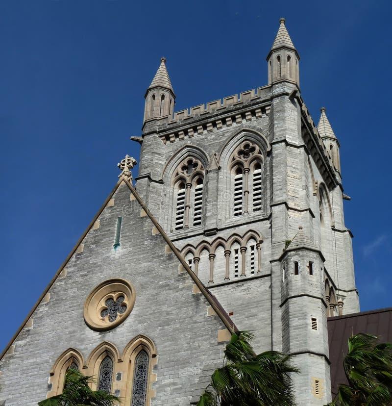 καθεδρικός ναός Χάμιλτον στοκ φωτογραφία με δικαίωμα ελεύθερης χρήσης