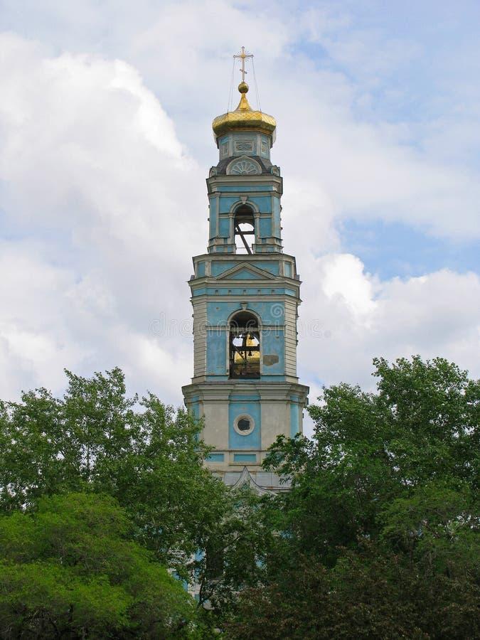 καθεδρικός ναός Χριστός ανάβασης στοκ εικόνα με δικαίωμα ελεύθερης χρήσης