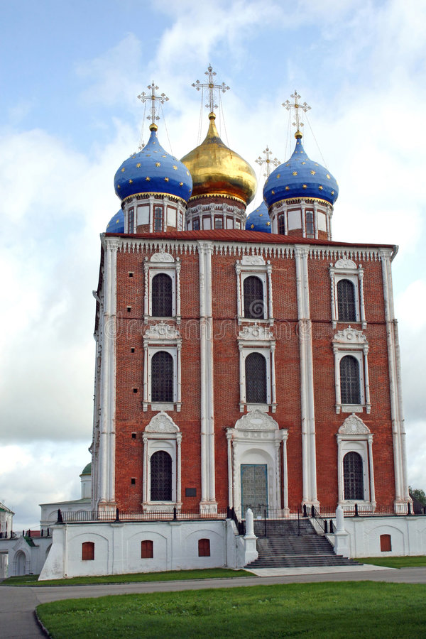 καθεδρικός ναός 02 uspensky στοκ φωτογραφία