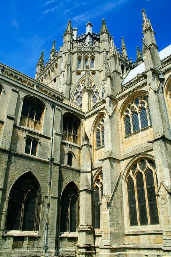 καθεδρικός ναός 2 ely στοκ εικόνα