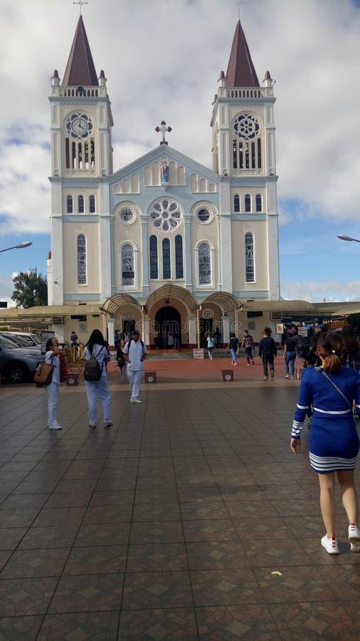 Καθεδρικός ναός Baguio στοκ εικόνες με δικαίωμα ελεύθερης χρήσης