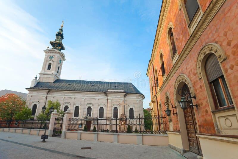 καθεδρικός ναός George ορθόδ&omicron στοκ εικόνες με δικαίωμα ελεύθερης χρήσης