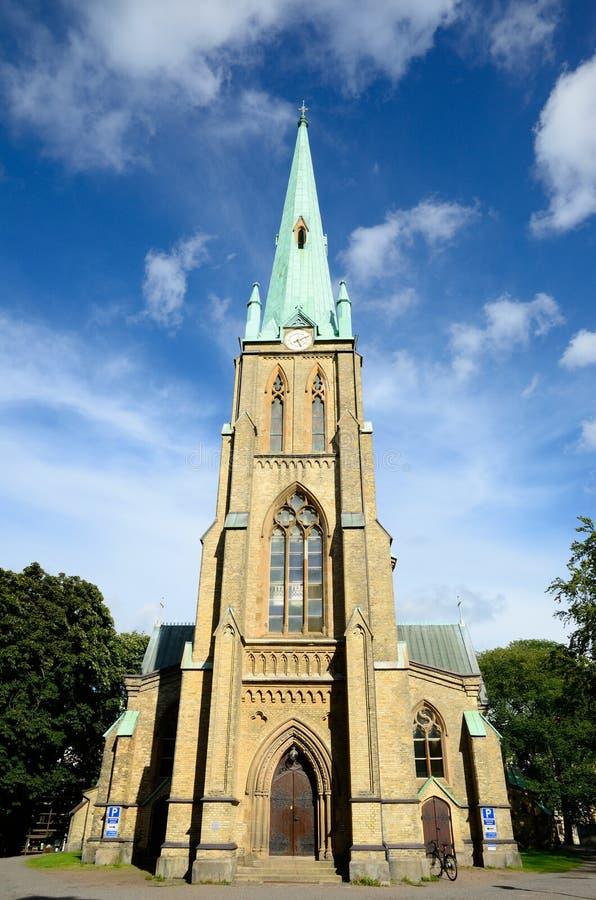καθεδρικός ναός goteborg στοκ φωτογραφία με δικαίωμα ελεύθερης χρήσης