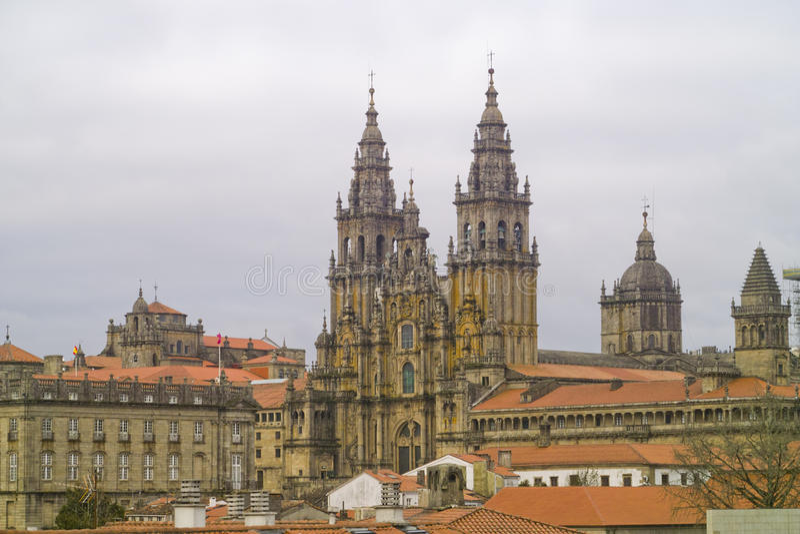 καθεδρικός ναός james ST στοκ εικόνα