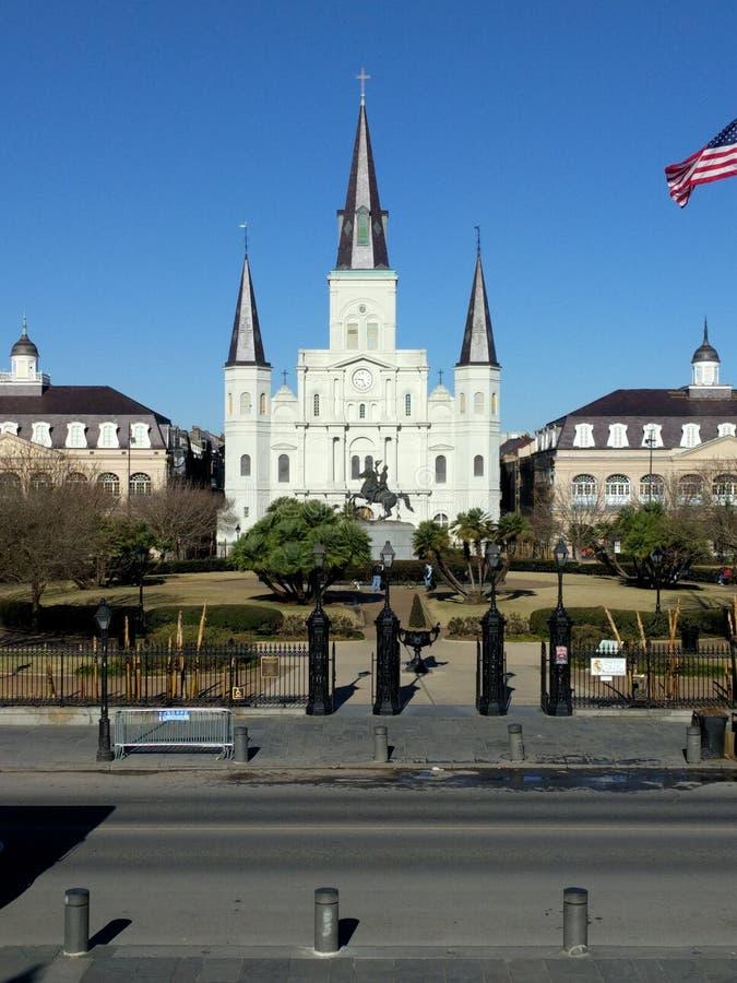 καθεδρικός ναός Louis ST στοκ φωτογραφία